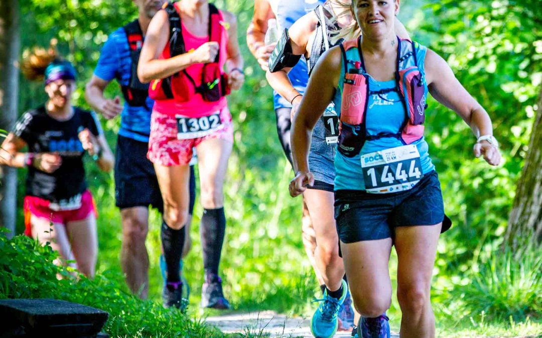 All about trail running